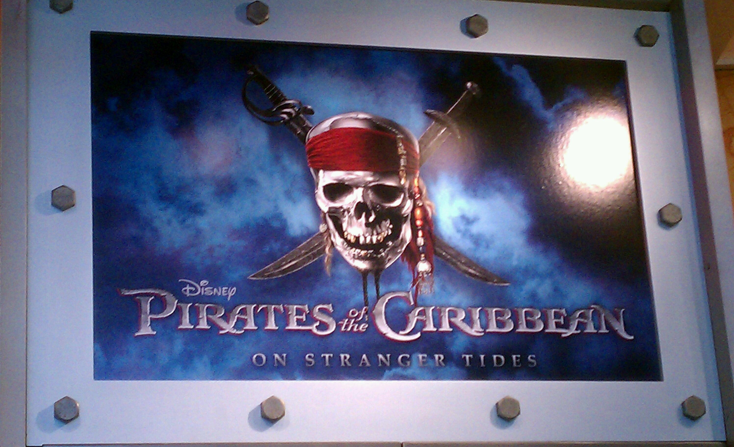Pirates of the Caribbean: On Stranger Tides | On the go in MCO